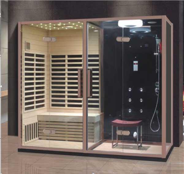 Phòng xông hơi khô TDO T-8012 1