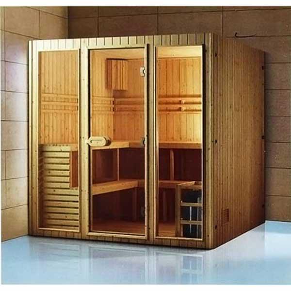 Phòng xông hơi khô hồng ngoại LaiWen W-8019 1