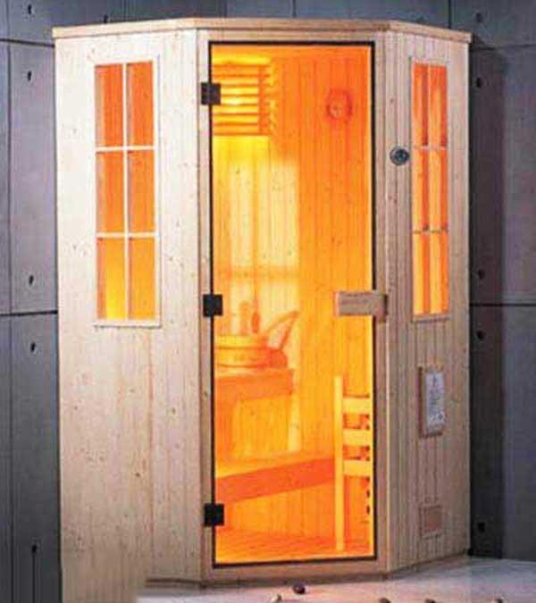 Phòng xông hơi khô Nofer SPA 1313 1