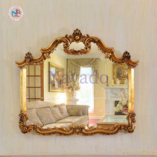 Gương trang trí nghệ thuật Navado Morpheus mirror 1