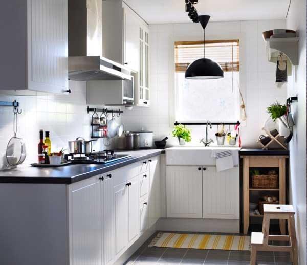 Những mẫu thiết kế nhà bếp diện tích nhỏ đẹp nhất 4