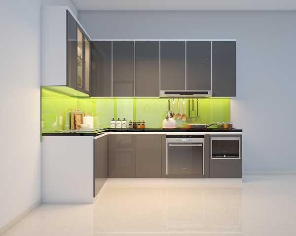 Mẹo thiết kế nhà bếp diện tích nhỏ 1