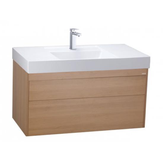 Tủ chậu rửa mặt Caesar LF5386 + EH05386DW