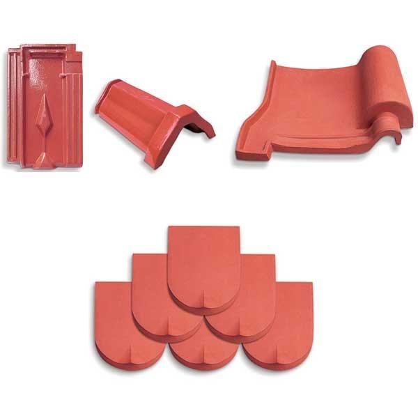 Ngói lợp nhà và các loại ngói cần cho một mái nhà