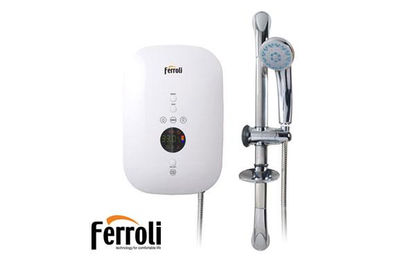 Bình nóng lạnh Ferroli Divo SDN 1