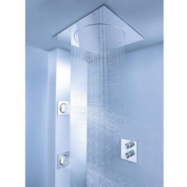 Bộ sen tắm bát âm trần NP02 1