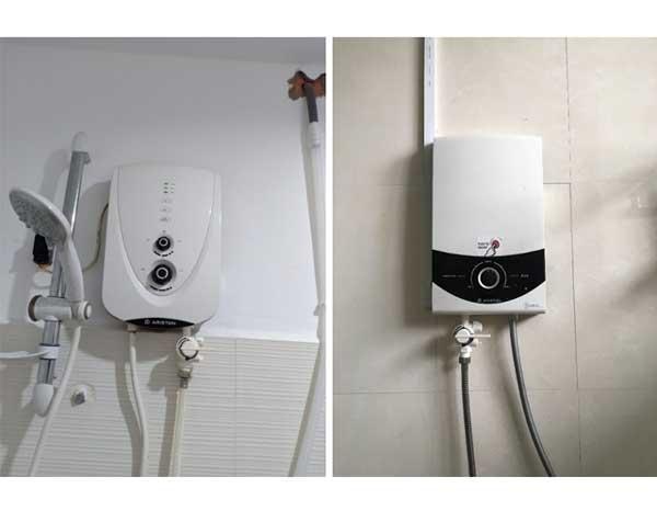 Cách sử dụng máy nước nóng Ariston chuẩn nhất hiện nay