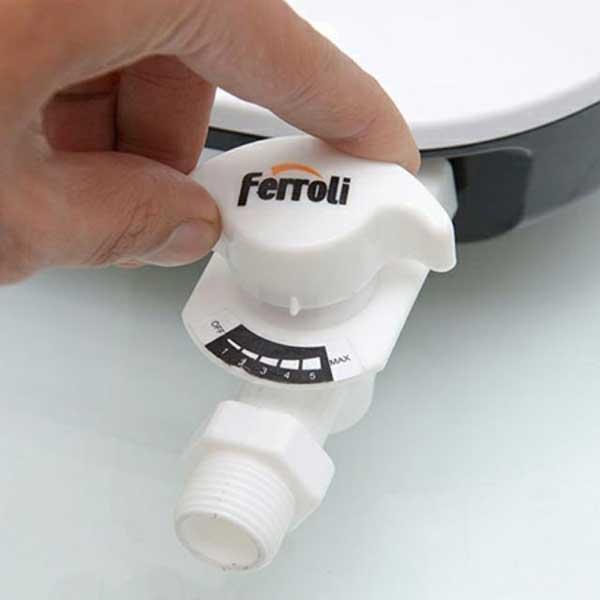 Cách sử dụng máy nước nóng Ariston gián tiếp 2