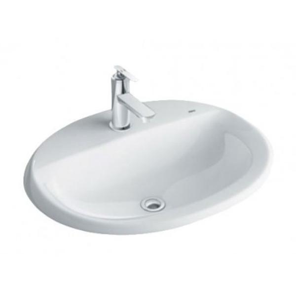 Chậu rửa âm bàn Inax L-2395V 1