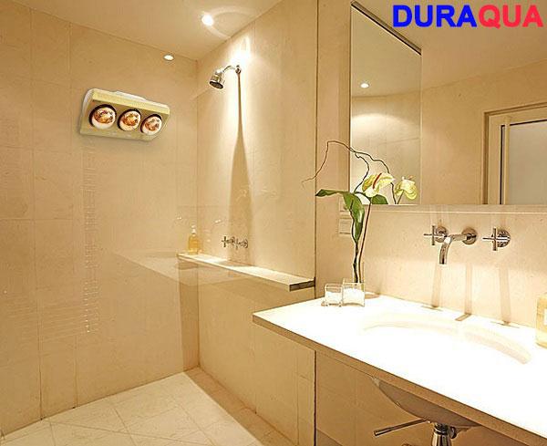 Đèn sưởi nhà tắm Duraqua 1