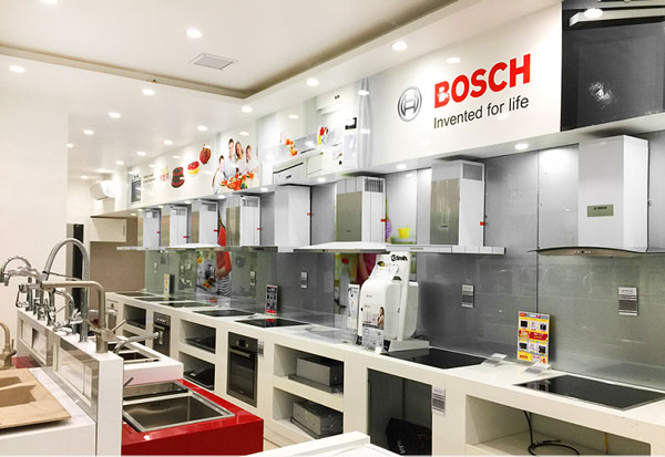 Giới thiệu về thương hiệu Bosch 1