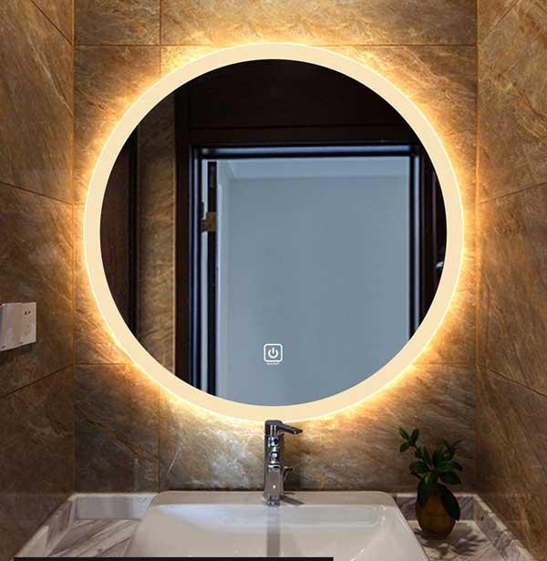 Gương đèn led 2