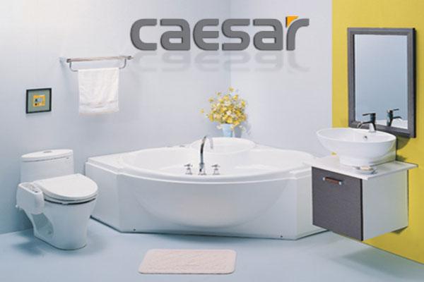 Thiết bị vệ sinh Caesar 1