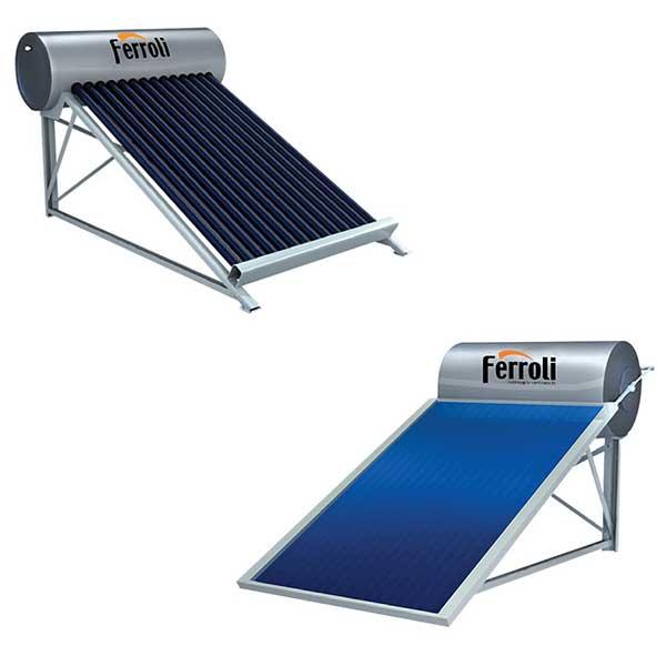 Các loại máy nước nóng năng lượng mặt trời tiết kiệm – Giá tốt nhất