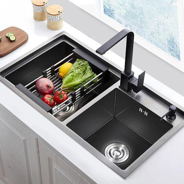 Cách lắp vòi chậu rửa bát đơn giản, dễ dàng ngay tại nhà