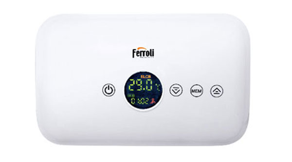 Bình nóng lạnh Ferroli Rita FS-4.5 DE 1