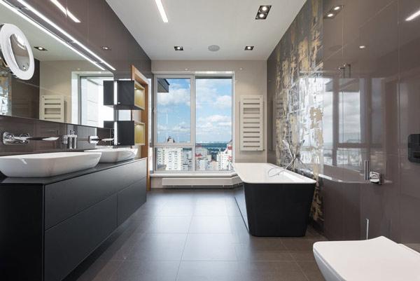 Nhà vệ sinh khách sạn 5 sao và các tiêu chuẩn chọn thiết bị vệ sinh