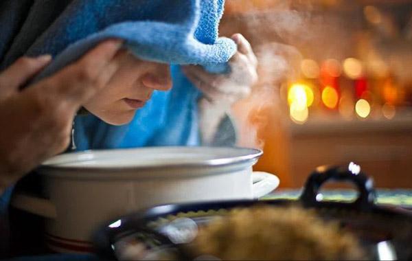 Cảm cúm có nên xông hơi? Những lưu ý khi xông hơi