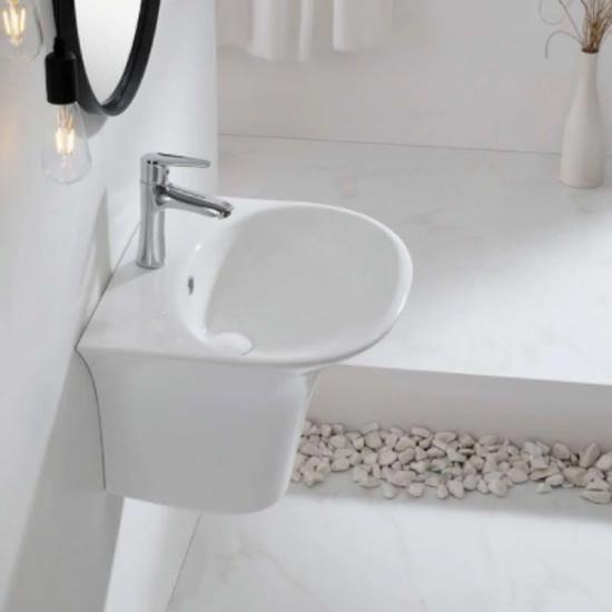 Chậu rửa lavabo Safevn SF 5600C