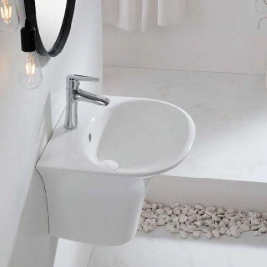 Chậu rửa lavabo Safevn SF 5600D