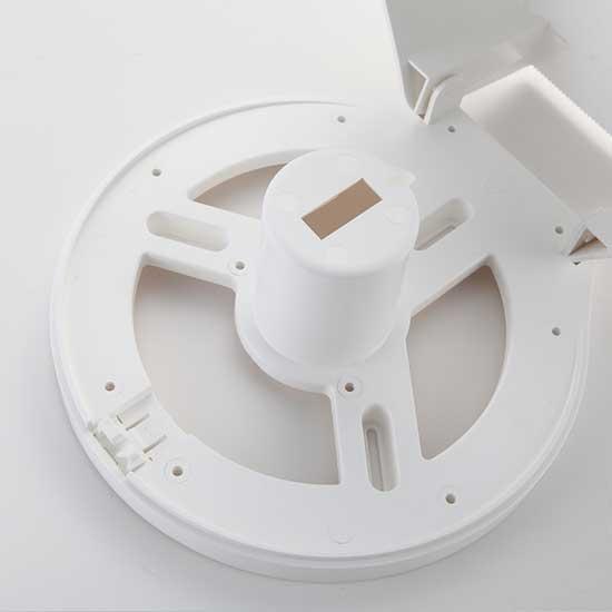 Hộp đựng giấy vệ sinh Sewo E012 trắng