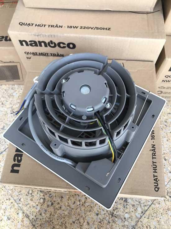 Quạt hút thông gió Nanoco NCV2020