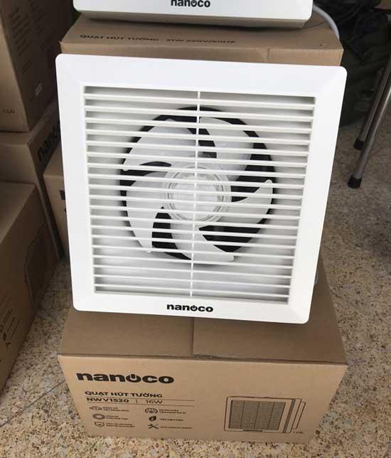 Quạt hút thông gió Nanoco NWV1520