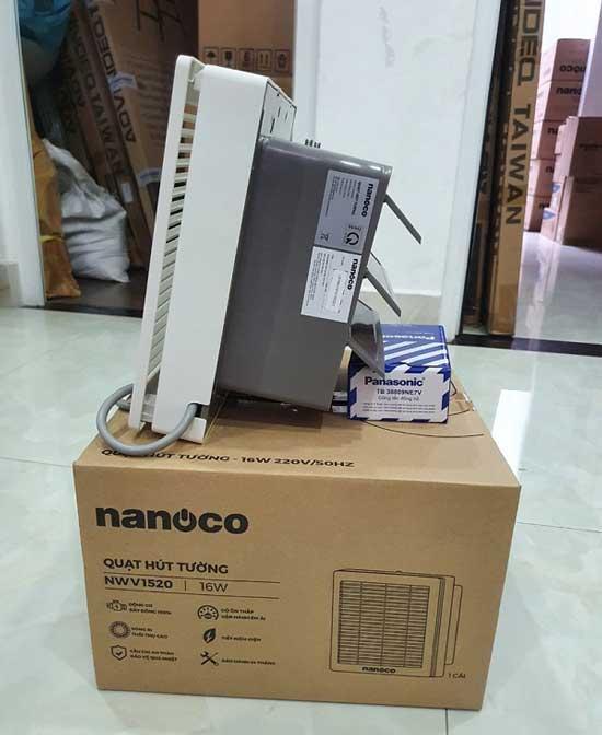 Quạt hút thông gió Nanoco NWV2520