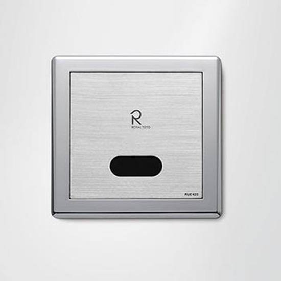 Van cảm ứng tiểu nam Royal Toto RUE433 (Pin)